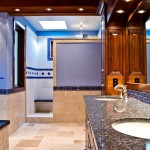 Sierra Fusion Smart Home Master Bathroom - Arnold