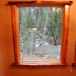USFS land Cabin Milled Natural Edge Trim - Dardanelles
