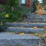 New Generation Granite Steps - Strawberry