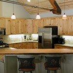 Fallen Tree Renovation Kitchen - Arnold