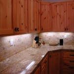 Fallen Tree Renovation Kitchen Counter - Arnold
