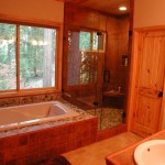 Fallen Tree Renovation Bathroom - Arnold