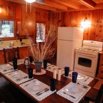 Trailhead Cabin Kitchenette - Twain Harte
