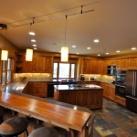 Vinters Retreat Kitchen - Lake Don Pedro