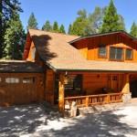 Craftsman Cabin Exterior - Arnold