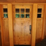 Craftsman Cabin Entry - Arnold