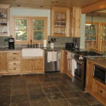 Craftsman Cabin Kitchen - Arnold