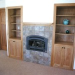 Foothill Upgrade Master Bedroom Fireplace - Lake Don Pedro
