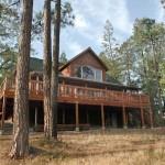 Cedar Ridge Top Country Home Exterior - Tuolumne County