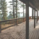 Cedar Ridge Top Country Home Deck - Tuolumne County