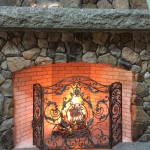 Sierra Fusion Smart Home Real Stone/Masonry Fireplace - Arnold